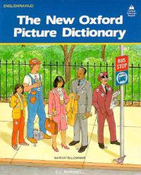 The New Oxford Picture Dictionary: English-Navajo Editon