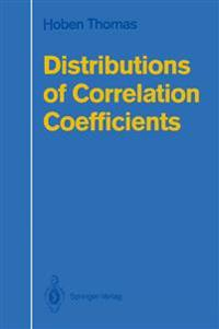 Distributions of Correlation Coefficients