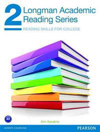 Longman Academic Reading Series 2