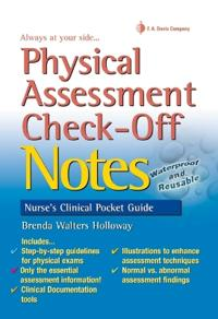 Physical Assessment Check-off Notes 1e