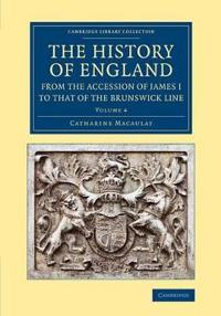 The History of England from the Accession of James I to That of the Brunswick Line