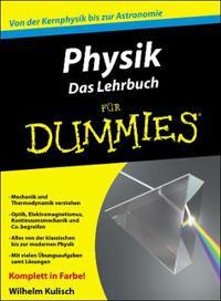 Physik Fur Dummies - Das Lehrbuch