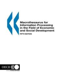 Microthesaurus for Information Processing in the Field of Economic and Social Development