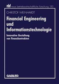 Financial Engineering Und Informationstechnologie