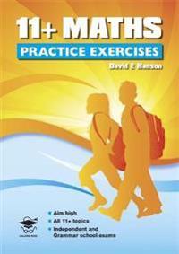 11+ Maths Practice Exercises