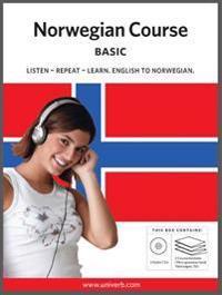 Norjan kielikurssi, Peruskurssi