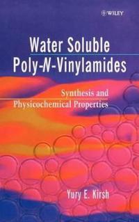 Water Soluble Poly-N-Vinylamides