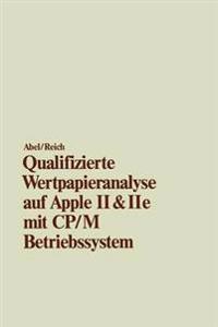 Qualifizierte Wertpapieranalyse Auf Apple II & II E