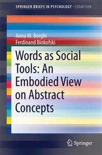 Words As Social Tools