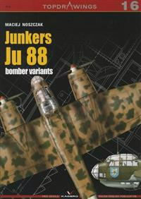 Junkers Ju 88 Bomber Varients