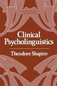 Clinical Psycholinguistics