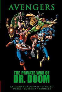 Avengers the Private War of Dr. Doom