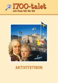 Koll på 1700-talet... Aktivitetsbok