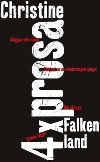4 x prosa : Släggan och svärdet; Skärvor av en sönderslagen spegel; Min skugga; Själens begär