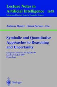 Symbolic and Quantitative Approaches to Reasoning and Uncertainty