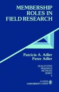 Membership Roles in Field Research