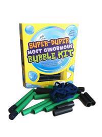 The Super-Duper Most Ginormous Bubble Kit