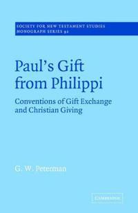 Paul's Gift from Philippi