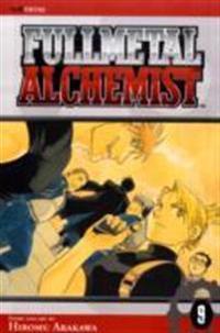 Fullmetal Alchemist, Vol. 9