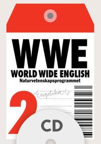 World Wide English N 2 Elev-cd för komplettering (5-pack)