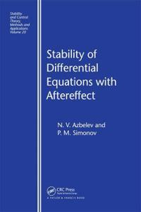 Stability of Differential Equations With Aftereffect