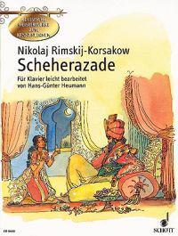 Scheherazade: Symphonic Suite for Orchestra, Op. 35
