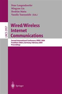 Wired/Wireless Internet Communications
