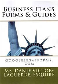 Business Plans Forms & Guides: Googlelegalforms.com