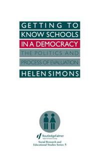 Getting To Know Schools In A Democracy