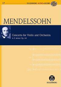 Concerto for Violin and Orchestra in E Minor/e-Moll