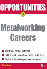 Opportunities in Metalworking Careers