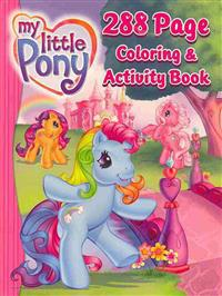 My Little Pony Coloring & Activity
