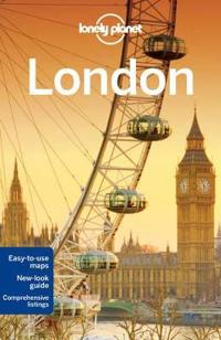 Lonely Planet London [With Pull-Out Map]