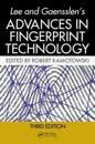 Lee and Gaensslen's Advances in Fingerprint Technology