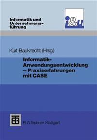 Informatik - Anwendungsentwicklung - Praxiserfahrungen
