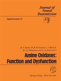 Amine Oxidases: Function and Dysfunction