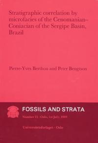 Fossils and Strata, Strategraphic Correlation by Microfacies of the Cenomanian: Coniacian of the Sergipe Basin, Brasil