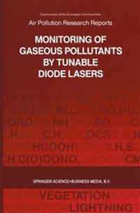 Monitoring of Gaseous Pollutants by Tunable Diode Lasers