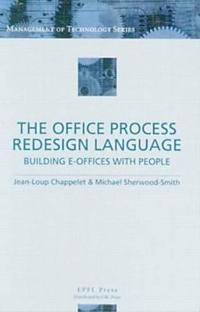 The Office Process Redesign Language