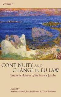 Continuity and Change in EU Law