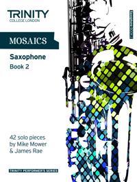 Mosaics for Saxophone