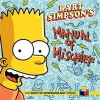 Bart simpsons manual of mischief