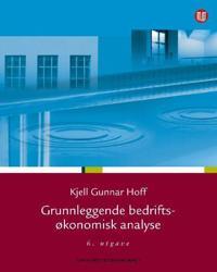 Grunnleggende bedriftsøkonomisk analyse