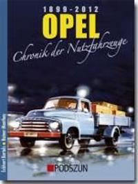 Bartels, E: Opel Fahrzeug-Chronik 2: 1952 - 1990