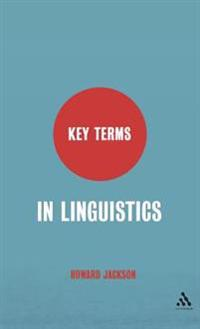 Key Terms in Linguistics