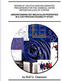 Understanding Key Molecular Properties in a CVD Process Feasibility Study