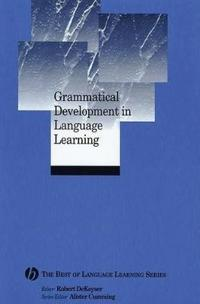 Grammatical Development in Language Learning: The Best of Language Learning Series
