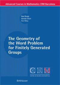 The Geometry of the Word Problem for Finitely Generated Groups