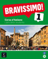 Bravissimo! 1. Libro dello studente mit Audio-CD