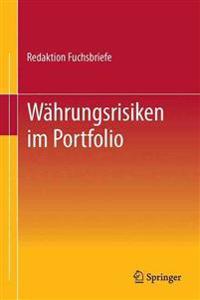 Währungsrisiken Im Portfolio